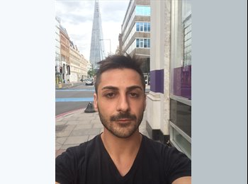 EasyRoommate UK - Paolo - 29 - London