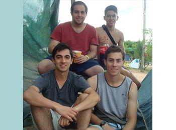 Javier Velez - 22 - Student