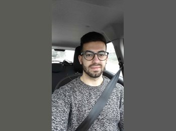 EasyRoommate UK - Antonio - 23 - Glasgow