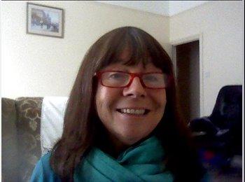 EasyRoommate UK - Margaret  - 60 - Cambridge