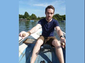 EasyRoommate UK - Liam - 35 - Cambridge