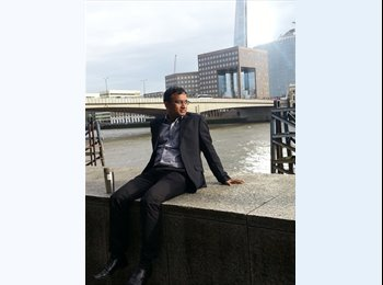 EasyRoommate UK - Pratyush Sahoo - 41 - London