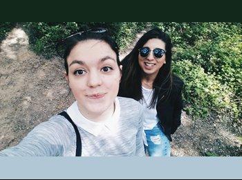 EasyRoommate UK - Ilaria and Valentina - 21 - London