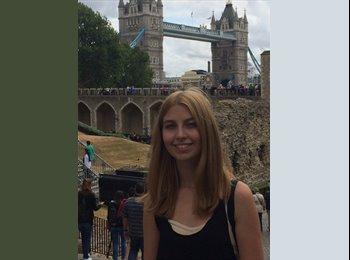 EasyRoommate UK - Elizabeth Thomas - 20 - London