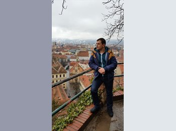 EasyRoommate UK - Darius Iana - 26 - Stoke-on-Trent