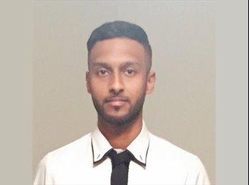 EasyRoommate UK - Abdul - 23 - Manchester