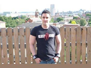 EasyRoommate UK - Reza - 35 - Manchester