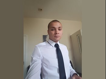 EasyRoommate UK - Marius Filip - 26 - Sheffield