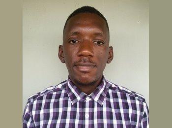EasyRoommate UK - Andy Otis Ngegba - 27 - Norwich