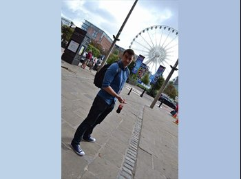 EasyRoommate UK - Bogdan - 25 - Manchester