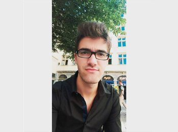 EasyRoommate UK - Guillermo - 22 - Brighton and Hove