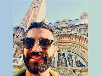 EasyRoommate UK - Alessio - 34 - Louth