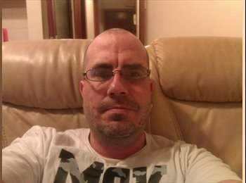 EasyRoommate UK - Shaun Gibson  - 40 - Anderston