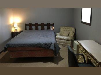 13x10 Bedroom 7x3 closet Includes Utilities