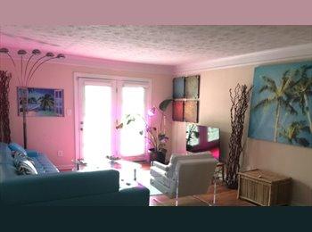 all utlities included  master bedroom & privat bath