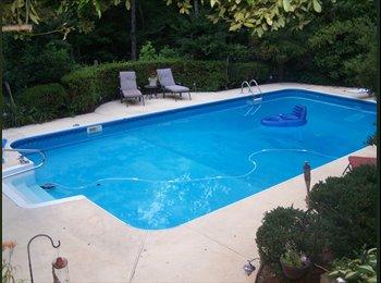 EasyRoommate US - Large Basement Apartment in Beautiful Pool Home - Lawrenceville / Snellville, Atlanta - $865 /mo