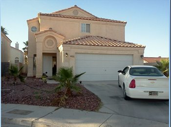 Room for rent near Boca Park in Summerlin