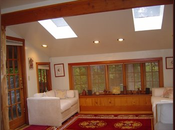 EasyRoommate US - ROOM IN GORGEOUS HOME, WOODSY, LAKE, UW, CHILDREN'S HOSP, NOAA, LAKE CITY, Seattle - $699 /mo