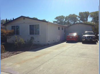 Looking for a roommate in Sunnyvale