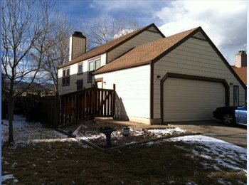 EasyRoommate US - Comfy house with room to rent - Ken Caryl Ranch, Denver - $750 pcm
