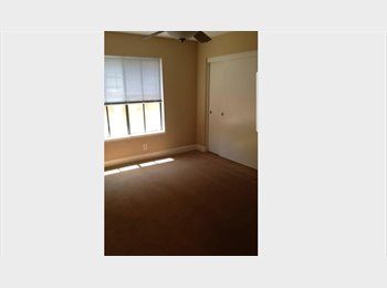 Room for rent in one story house