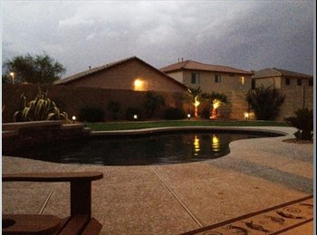 EasyRoommate US - Room with private bath - Central Phoenix, Phoenix - $375 /mo