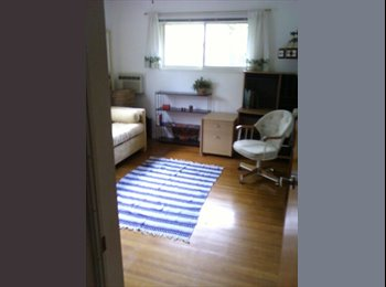 150 sq ft Furnished Peaceful convenient homey