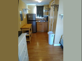 Nice clean furnished room for rent