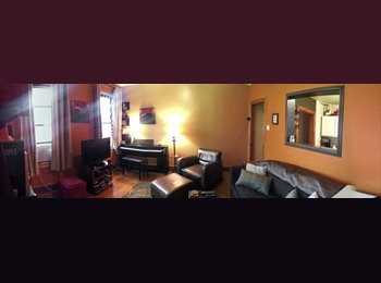 Large Room availabe in Large 3 Bedroom Oct 1