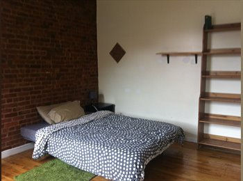 LARGE DOUBLE ROOM AVAILABLE close to Yeshiva university-...