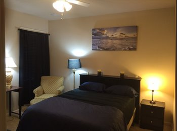 EasyRoommate US - Furnished Bedroom with own bathroom For Rent - Fairburn / Union City, Atlanta - $550 pcm