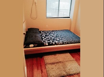 $1450  Furnished and nice bedroom in a 3 bedroom apart DEC...