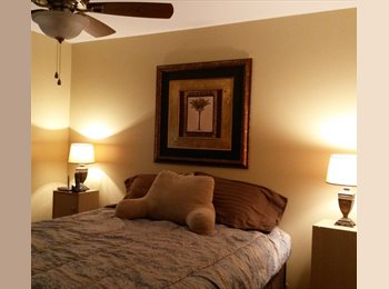 EasyRoommate US - Small Cozy Bedroom with Shared Bath - Hampton, Hampton Area - $600 /mo