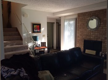 2 Large bedrooms -  available July 26th  and sep 1