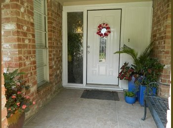 EasyRoommate US - Two Rooms for Rent - Katy, Houston - $580 pcm