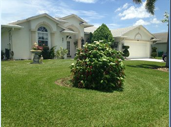 EasyRoommate US - Medical Field - Port St Lucie, Other-Florida - $600 /mo