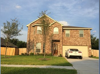 Room for Rent in Pearland