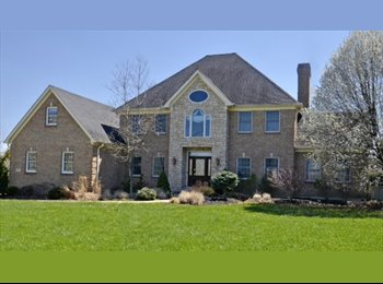 EasyRoommate US - Beautiful large home in Liberty Township, Ohio, Butler County - $850 /mo