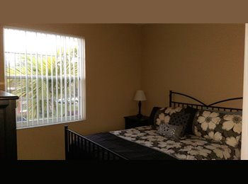 EasyRoommate US - Room for rent - Boynton Beach, Ft Lauderdale Area - $900 pcm