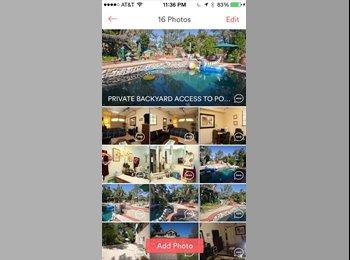 EasyRoommate US - COZY ROOM WITH WIFI/CABLE & SPA!!! - Newbury Park, Ventura - Santa Barbara - $1,000 /mo