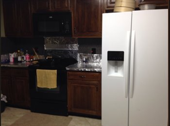 Room for rent at Plano house