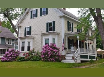 EasyRoommate US - Housemate Openings in Nice Dover NH Townhouse - Dover, Other-New Hampshire - $525 pcm