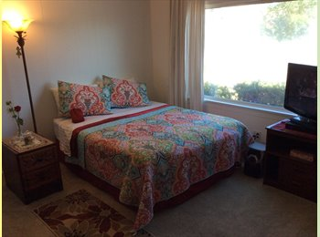 LAX, BEACH, XXX LG Room From $39/day or $1250/mo. + CAR...