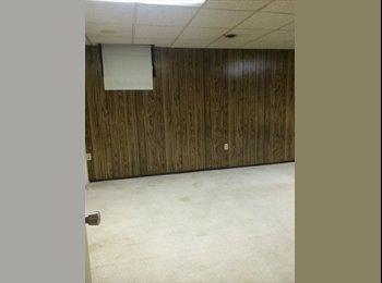 $700 Basement near Franconia/Springfield Metro