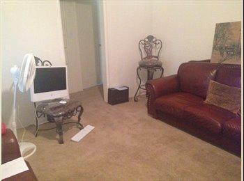 EasyRoommate US - Duplex room for rent - Modesto, Sacramento Area - $400 pcm