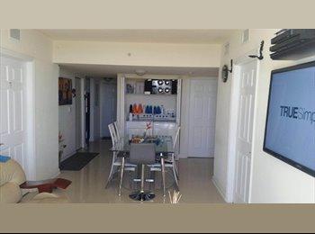 EasyRoommate US - Great Apartment located near Brickell, Miami - $900 /mo