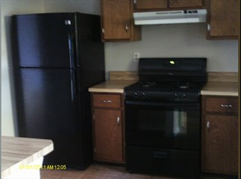 Room For Rent - (Private Bathroom)