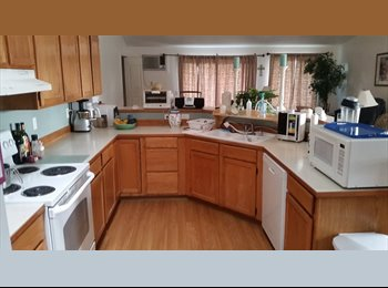 EasyRoommate US -  2 Rooms Avlb. 5 miles from Boeing-Silver Lake - Everett, Everett - $600 pcm
