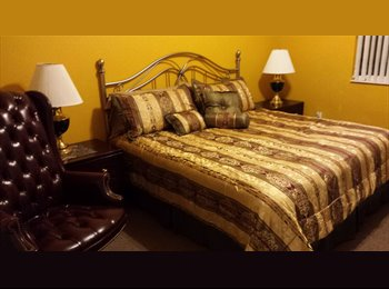 Oct 12,  $750   Fully Furnished Private Bedroom for Rent...