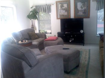 EasyRoommate US - Short Term Rentals    1 month minimum - Cape Coral, Other-Florida - $600 pcm